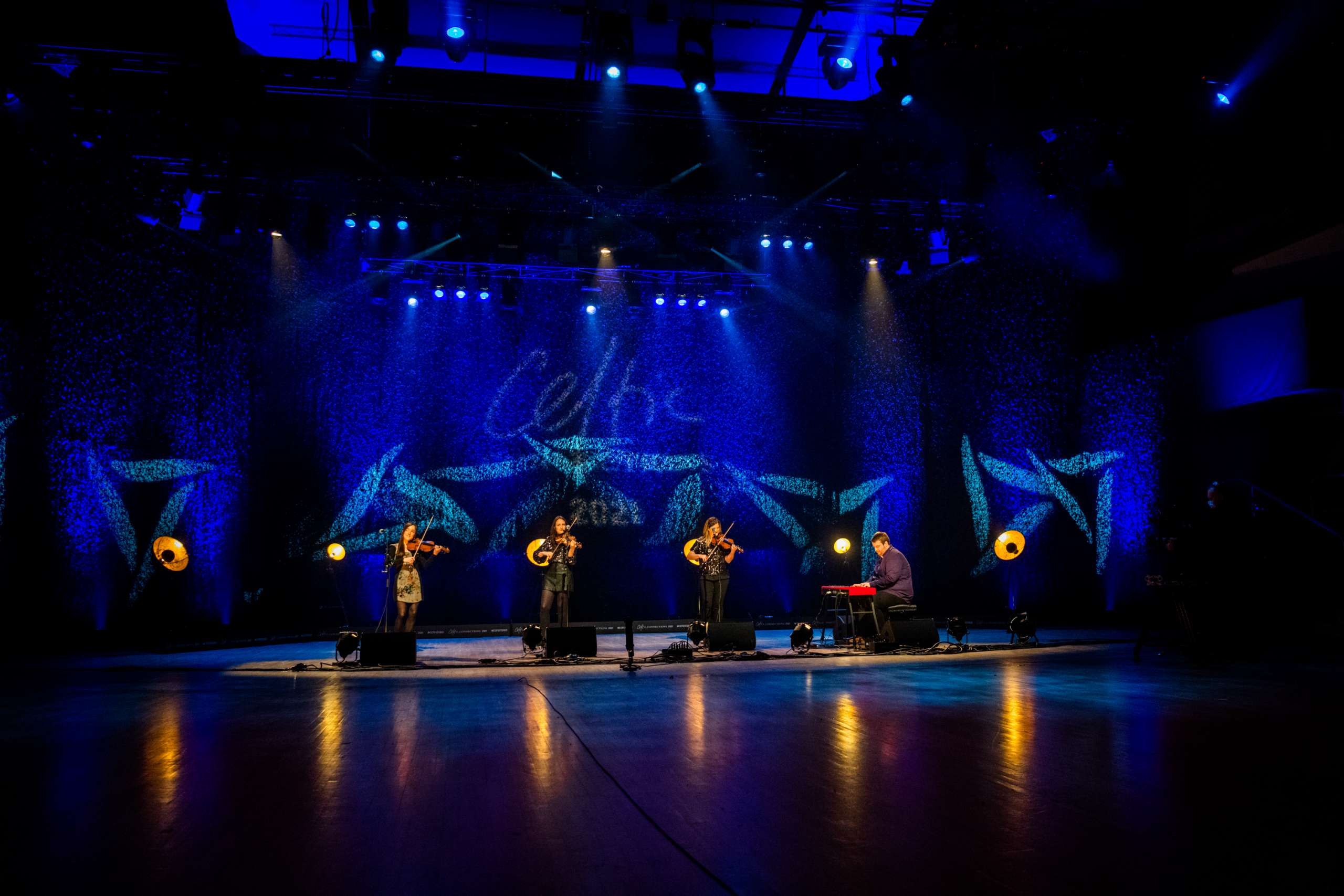 First digital Celtic Connections hailed huge success