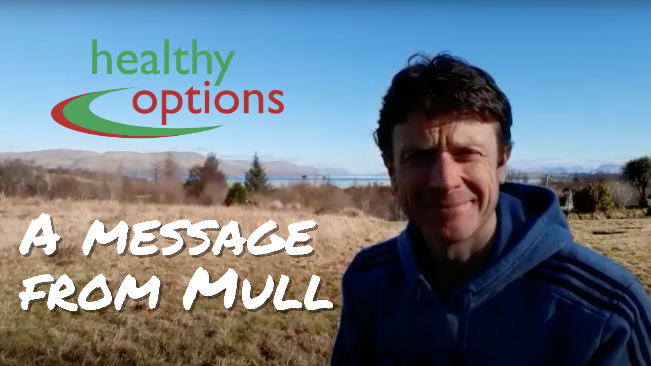 Take responsibility for your own health: Message from Mull